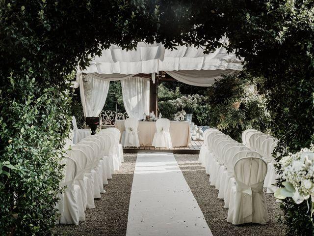 Il matrimonio di Salvatore e Alessandra a Fino Mornasco, Como 56