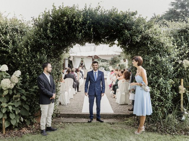 Il matrimonio di Salvatore e Alessandra a Fino Mornasco, Como 61