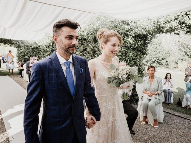 Il matrimonio di Salvatore e Alessandra a Fino Mornasco, Como 71