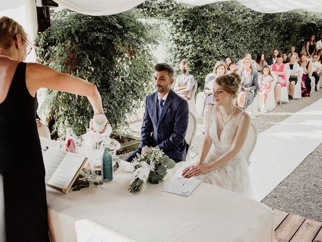 Il matrimonio di Salvatore e Alessandra a Fino Mornasco, Como 73