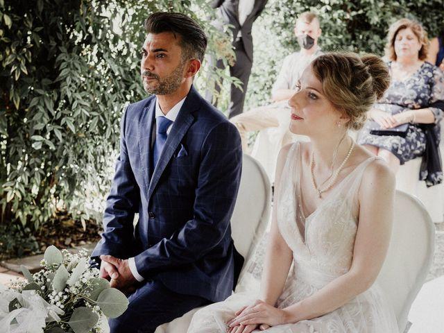 Il matrimonio di Salvatore e Alessandra a Fino Mornasco, Como 74