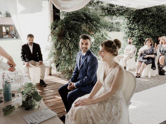 Il matrimonio di Salvatore e Alessandra a Fino Mornasco, Como 75