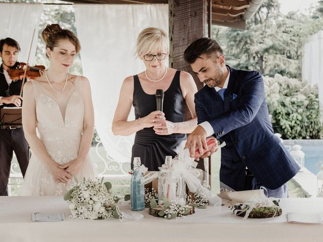 Il matrimonio di Salvatore e Alessandra a Fino Mornasco, Como 76
