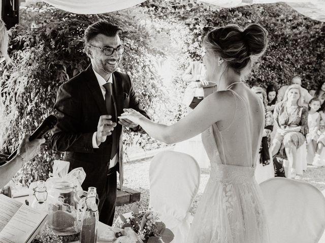 Il matrimonio di Salvatore e Alessandra a Fino Mornasco, Como 85