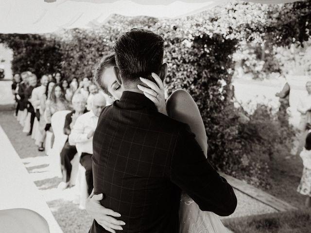 Il matrimonio di Salvatore e Alessandra a Fino Mornasco, Como 90