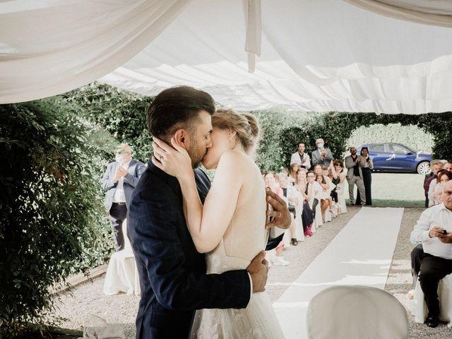 Il matrimonio di Salvatore e Alessandra a Fino Mornasco, Como 91