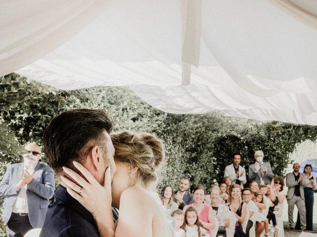 Il matrimonio di Salvatore e Alessandra a Fino Mornasco, Como 92
