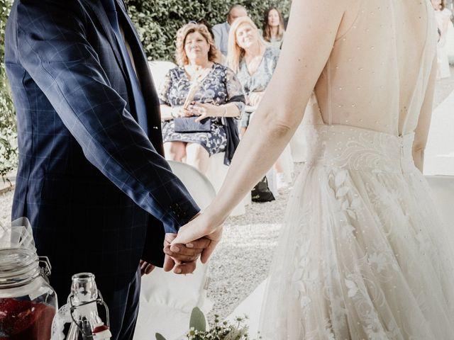 Il matrimonio di Salvatore e Alessandra a Fino Mornasco, Como 93