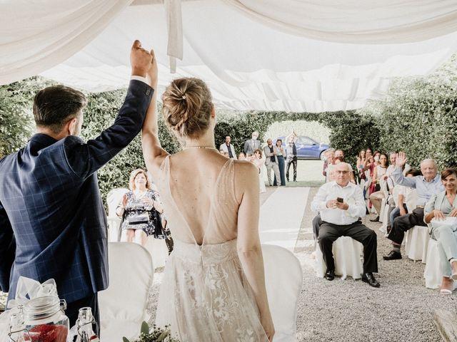 Il matrimonio di Salvatore e Alessandra a Fino Mornasco, Como 94