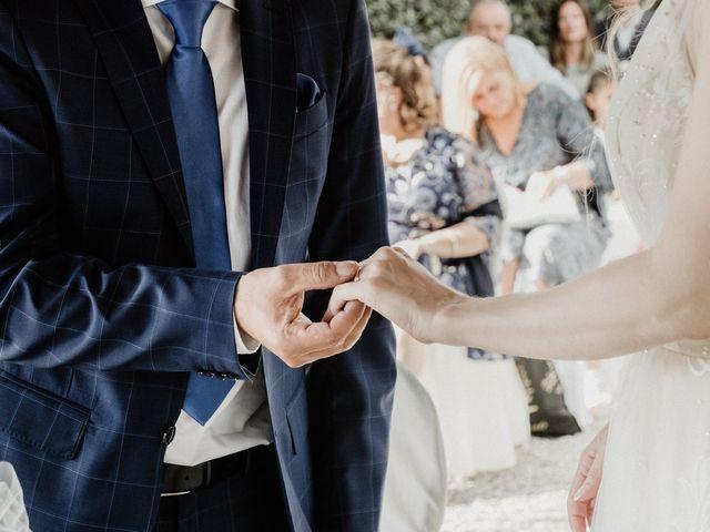 Il matrimonio di Salvatore e Alessandra a Fino Mornasco, Como 95