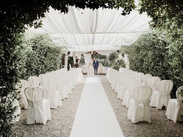 Il matrimonio di Salvatore e Alessandra a Fino Mornasco, Como 99