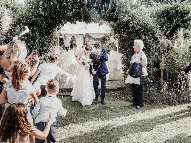 Il matrimonio di Salvatore e Alessandra a Fino Mornasco, Como 102