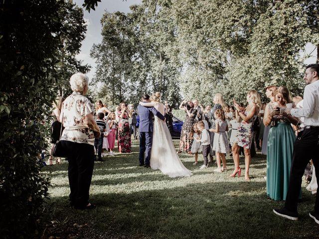 Il matrimonio di Salvatore e Alessandra a Fino Mornasco, Como 103