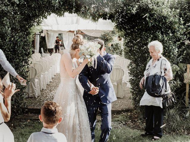 Il matrimonio di Salvatore e Alessandra a Fino Mornasco, Como 104
