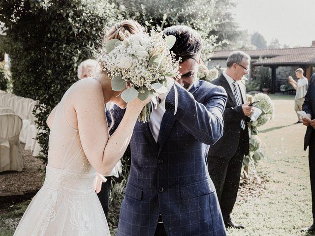Il matrimonio di Salvatore e Alessandra a Fino Mornasco, Como 105