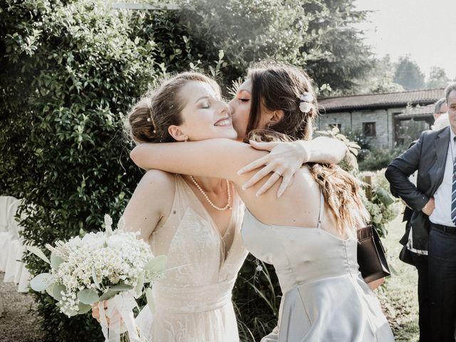 Il matrimonio di Salvatore e Alessandra a Fino Mornasco, Como 107