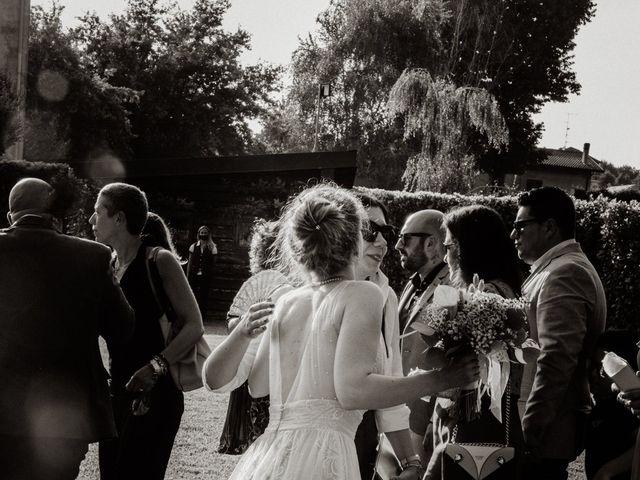 Il matrimonio di Salvatore e Alessandra a Fino Mornasco, Como 109