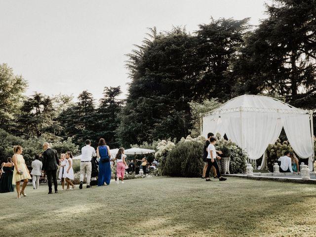 Il matrimonio di Salvatore e Alessandra a Fino Mornasco, Como 114