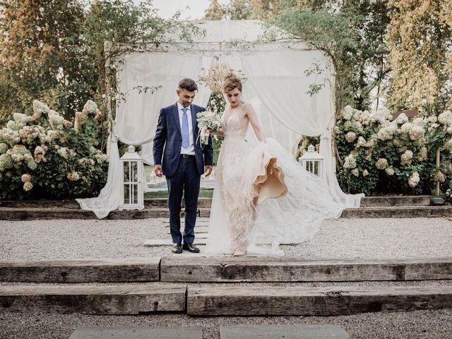 Il matrimonio di Salvatore e Alessandra a Fino Mornasco, Como 115