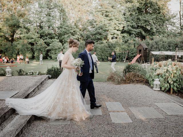 Il matrimonio di Salvatore e Alessandra a Fino Mornasco, Como 117