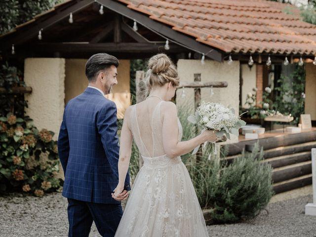 Il matrimonio di Salvatore e Alessandra a Fino Mornasco, Como 119