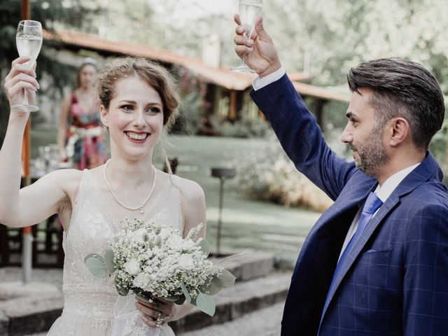 Il matrimonio di Salvatore e Alessandra a Fino Mornasco, Como 120