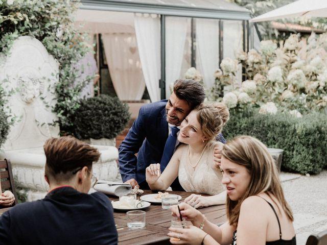 Il matrimonio di Salvatore e Alessandra a Fino Mornasco, Como 124