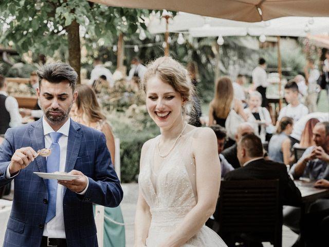 Il matrimonio di Salvatore e Alessandra a Fino Mornasco, Como 128