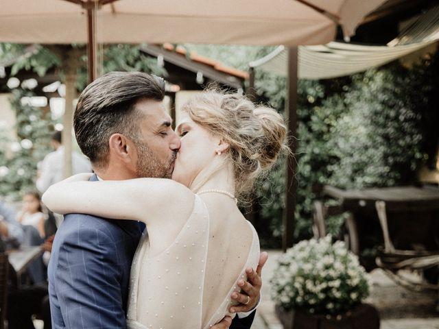 Il matrimonio di Salvatore e Alessandra a Fino Mornasco, Como 129