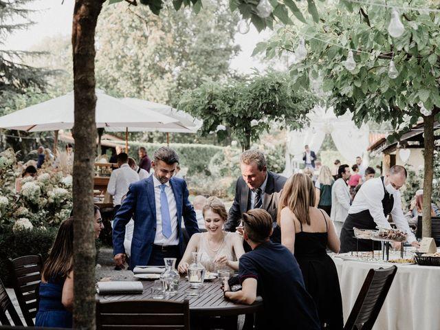 Il matrimonio di Salvatore e Alessandra a Fino Mornasco, Como 130