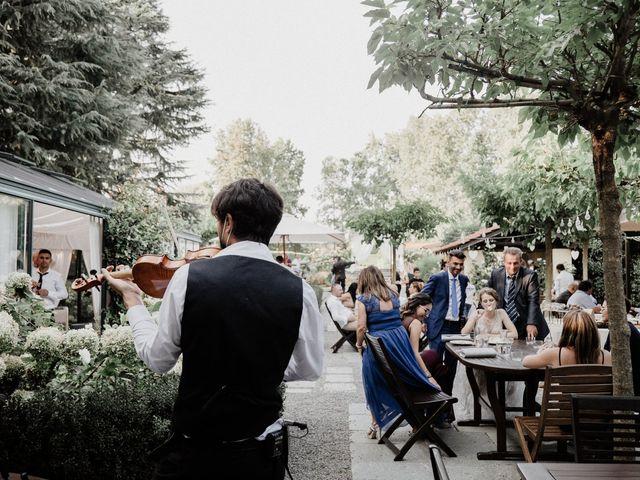 Il matrimonio di Salvatore e Alessandra a Fino Mornasco, Como 131