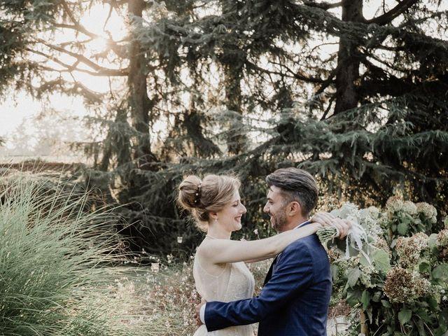 Il matrimonio di Salvatore e Alessandra a Fino Mornasco, Como 134