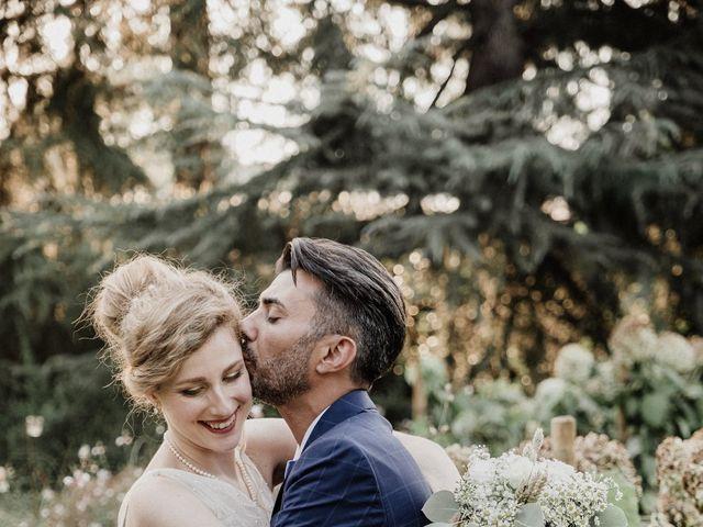 Il matrimonio di Salvatore e Alessandra a Fino Mornasco, Como 149