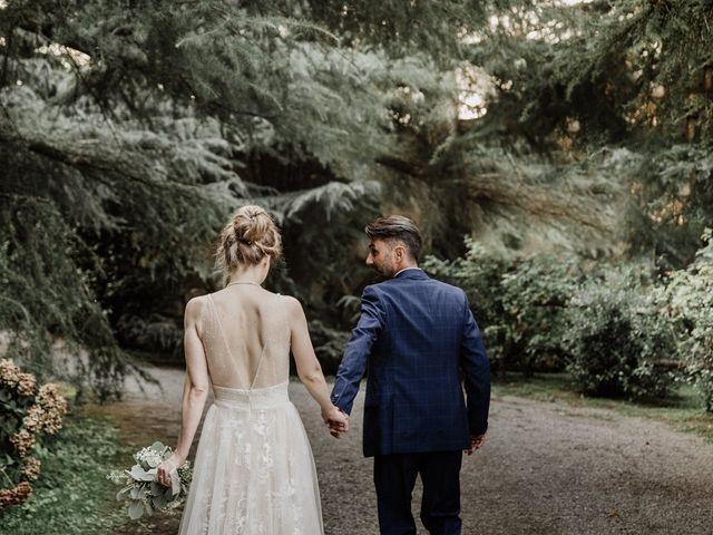 Il matrimonio di Salvatore e Alessandra a Fino Mornasco, Como 173