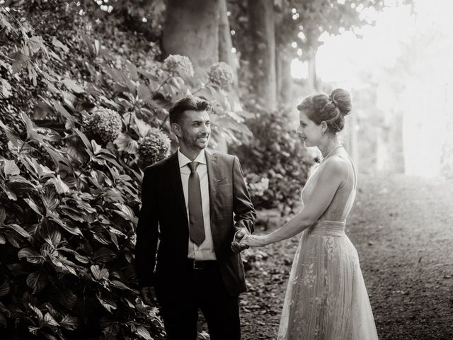 Il matrimonio di Salvatore e Alessandra a Fino Mornasco, Como 176