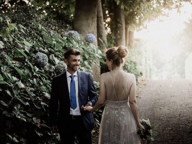 Il matrimonio di Salvatore e Alessandra a Fino Mornasco, Como 177