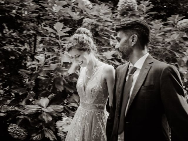 Il matrimonio di Salvatore e Alessandra a Fino Mornasco, Como 180