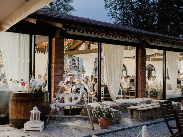 Il matrimonio di Salvatore e Alessandra a Fino Mornasco, Como 184