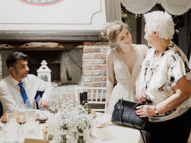 Il matrimonio di Salvatore e Alessandra a Fino Mornasco, Como 188