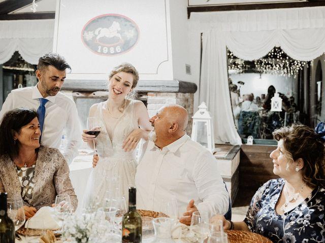 Il matrimonio di Salvatore e Alessandra a Fino Mornasco, Como 190