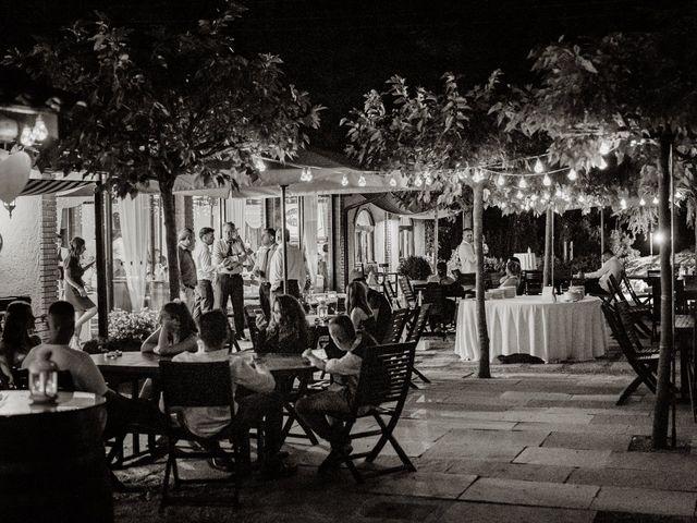 Il matrimonio di Salvatore e Alessandra a Fino Mornasco, Como 199