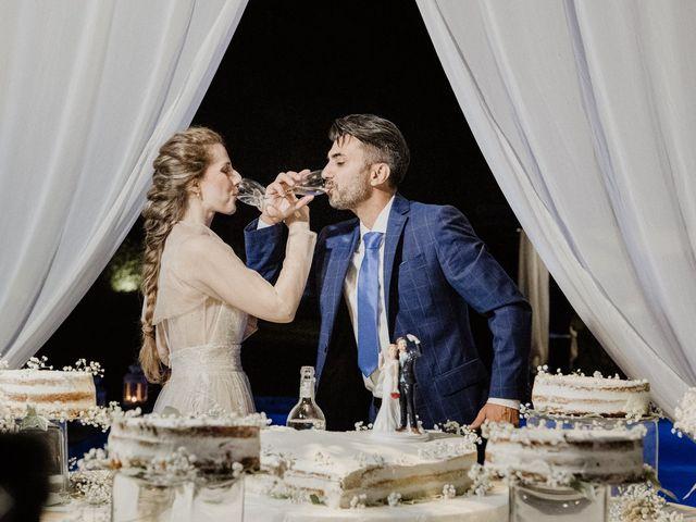 Il matrimonio di Salvatore e Alessandra a Fino Mornasco, Como 214