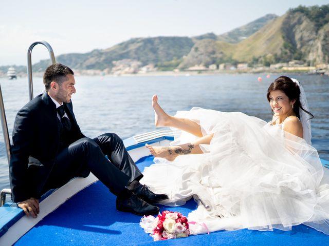 Le nozze di Nino e Giusy