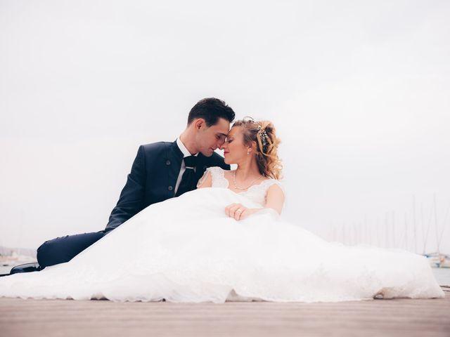 Le nozze di Rossana e Giuseppe