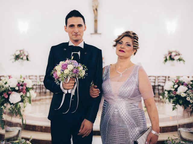 Il matrimonio di Giuseppe e Rossana a Licata, Agrigento 25