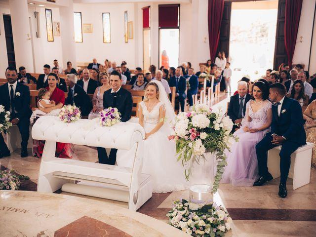 Il matrimonio di Giuseppe e Rossana a Licata, Agrigento 28
