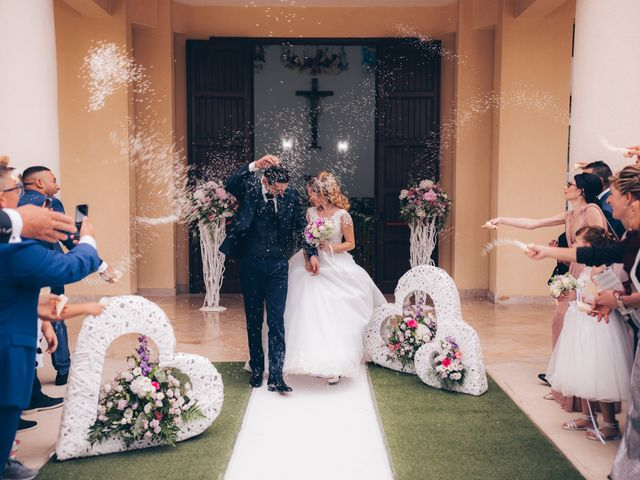 Il matrimonio di Giuseppe e Rossana a Licata, Agrigento 31