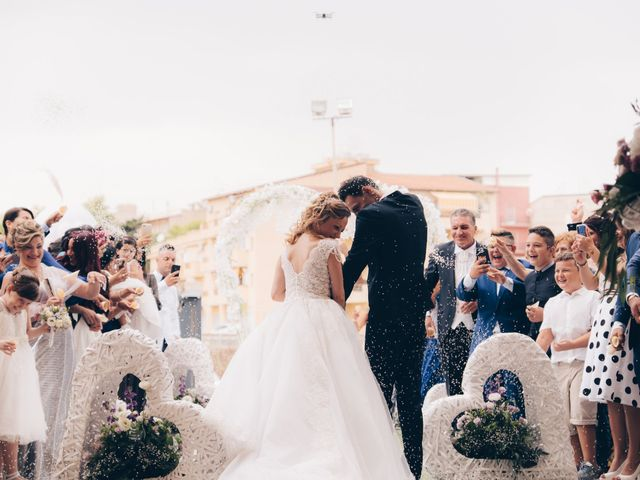 Il matrimonio di Giuseppe e Rossana a Licata, Agrigento 32
