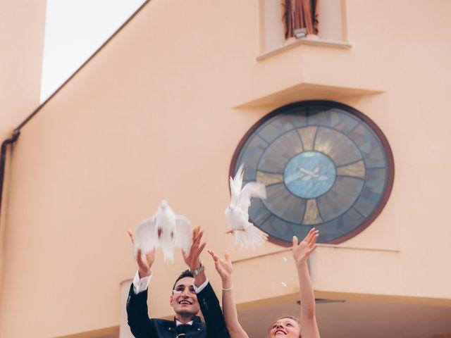 Il matrimonio di Giuseppe e Rossana a Licata, Agrigento 33