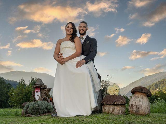 Le nozze di Claudia e Demian